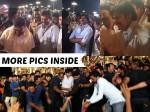 Selfies With Pawan Kalyan Ambati Rambabu S Daughter Marriage