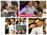 Pics Priyamani Celebrated Her Boyfriend S Birthday