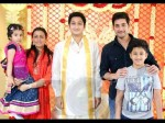 Mahesh Babu At His Brother Ramesh Babu S Son Function