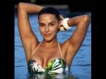 Bikini Shopping Neha Dhupia Hunts The Best Bikini In Fiji