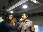 Jr Ntr Celebrates Brahmaji Birthday