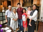 Mahesh Babu Family Enjoying At Pune