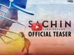 Sachin Movie Teaser Released