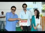 Varun Tej Srinu Vytla S Mister Launched