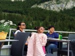 Mahesh Babu Family Uk Holiday Latest Pics