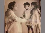 Nagarjuna Shares His Childhood Pic In Social Media