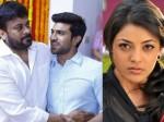 Kajal Finalised As Chiru S Heroine 150th Film
