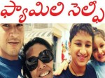 Mahesh Goes Trekking With Namrata Gautam