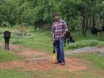 Pawan Kalyan S New Photo At His Farm House