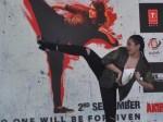 Sonakshi Sinha Strikes Pose As Akira Poster