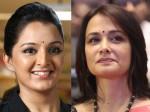 Amala Akkineni Make Comeback With Manju Warrier