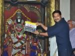 Gopichand Sampath Nandi News Movie Launch