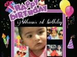 Prasanna Celebrate Their Son Vihaan S First Year Birthday