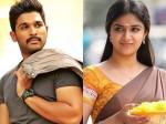 Keerthy Suresh In Allu Arjun S Tamil Debut