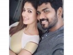 Nayanthara Celebrates Onam With Vignesh