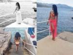 Must See Pics Sarah Jane Dias Holidays Croatia