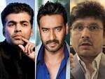 Shocking Karan Johar Paid Kamaal R Khan 25 Lakhs Badmouth Ajay Devgn