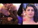 Shruti Hot Clevage Show Premam Telugu Audio Launch