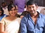 Varalaxmi Breaks Up With Vishal