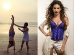 Bikini Diaries Amyra Dastur Does Full Flip On The Beach