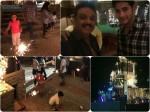 Mahesh Babu Family Diwali Celebrations Photos