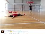Samantha Chaitanya Settle Score On Badminton Field