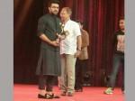 Ram Charan Receives Youth Icon Award Asia Vision Movie Awards