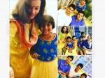 Pawan Kalyan Ex Wife Renu Desai Diwali Celebrations
