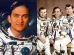 Ameer Khan As Astronaut Rakesh Sarma