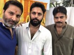 Pawan Kalyan Trivikram Producing Lie With Nithin