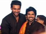 Krish Rayabari With Ram Charan