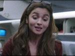 Alia Bhatt S Strong Reply An Old Man Flight