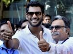 Vishal Gets Relief Suspension Case At Madras High Court