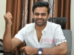 Tollywood Actor Sai Dharam Tej Praises Isro Feat