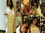 Samantha S Engagement Saree Had Her Starry Love Story