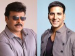 Chiranjeevi S Next Akshay Kumar Make His Tollywood Debut