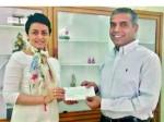 Mahesh Babu Donates Rs 30 Lakh Siddhapuram