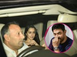 Shraddha Kapoor S Meeting With Aamir Khan Thugs Hindostan
