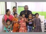 Raghava Lawrence Adopts 4 Childrens