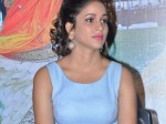 Lavanya Tripati Promoting Mister Aggressively