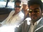 Allu Arjun Give Voice Over Ram Charan Film