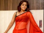 Woring Middies Any Wrong Television Anchors Rashmi Gautam
