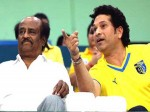 Rajinikanth Blesses Sachin Tendulkar Sachin Billion Dreams On Twitter