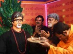Amitabh Bachchan Statue Installed At Temple Kolkata