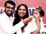 Balaji Wife Lodged Complaint Police Station Against Her Husband