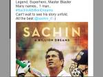 Mahesh Babu Sachin Tendulkar Twitter Talk