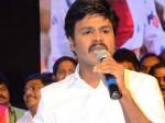 Actor Saptagiri Gets Emotional Getting Award From Chiranjeevi