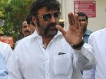 Watch How Balakrishna Receive His Fans