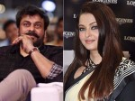Aishwarya Rai Bachchan Act With Chiranjeevi Ram Charan Tej