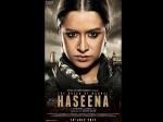 Haseena Parkar New Poster
